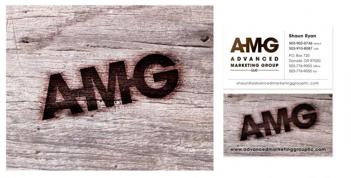Logos: Advanced Marketing Group
