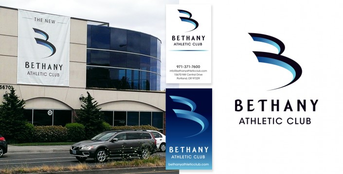Real Estate Developers: Bethany Athletic Club Logo