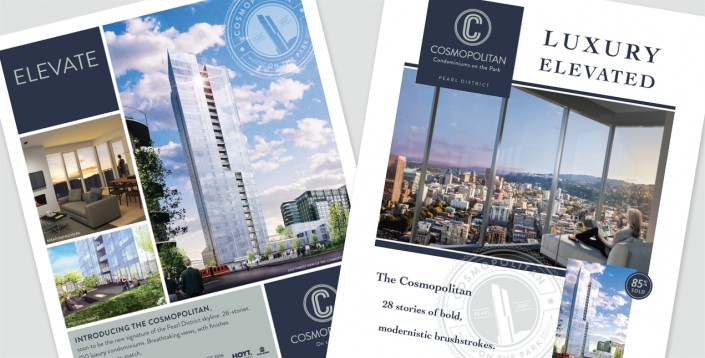 Real Estate Developers: Cosmopolitan Ads