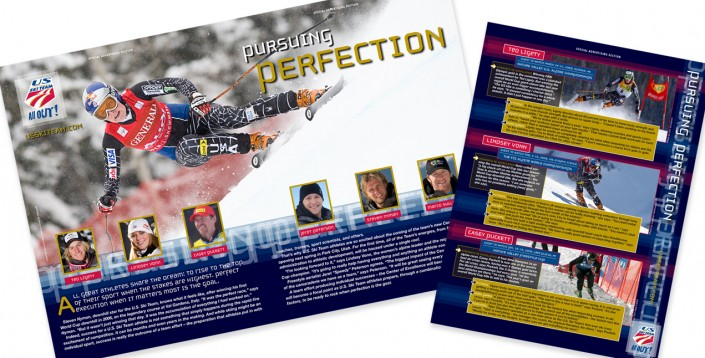 Winter Sports Marketing: US Ski Team