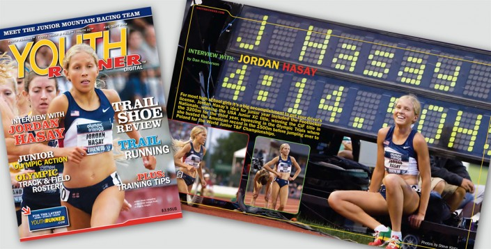 Sports Marketing: Youth Runner Magazine